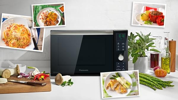 hornos microondas de uso doméstico