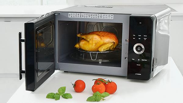 horno microondas de uso medio