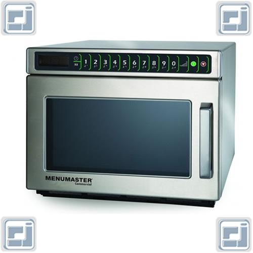 horno microondas amana - menumaster