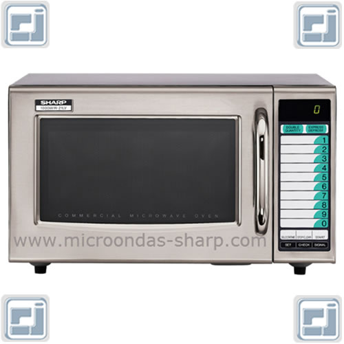 hornos microondas sharp