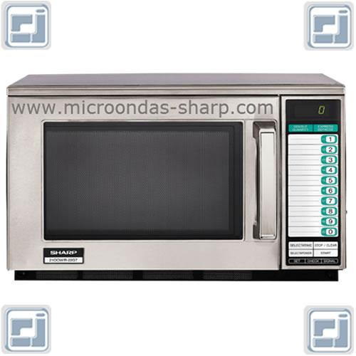 horno microondas sharp